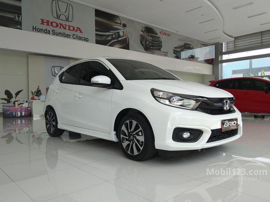 Harga sudah on the road (otr). Jual Mobil Honda Brio 2019 RS 1.2 di Jawa Tengah Manual Hatchback Putih Rp 185.000.000 - 5523113 ...