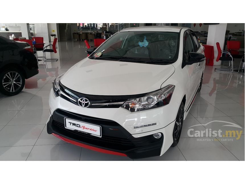 toyota yaris trd sportivo 2018 price grand new avanza 1.3 veloz a/t vios 1 5 in selangor automatic sedan white