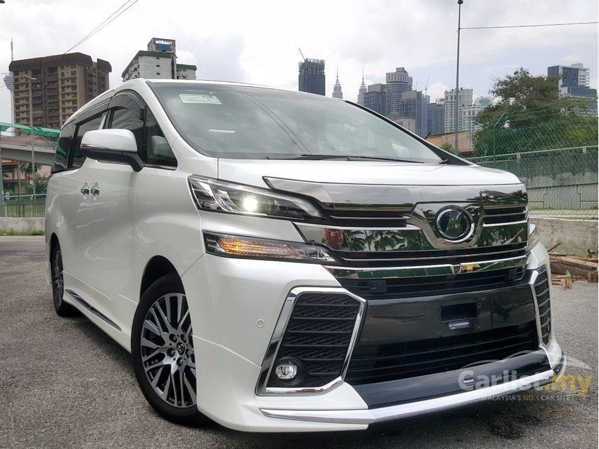 toyota all new vellfire 2.5 zg edition injector grand avanza 2015 z g in kuala lumpur ...