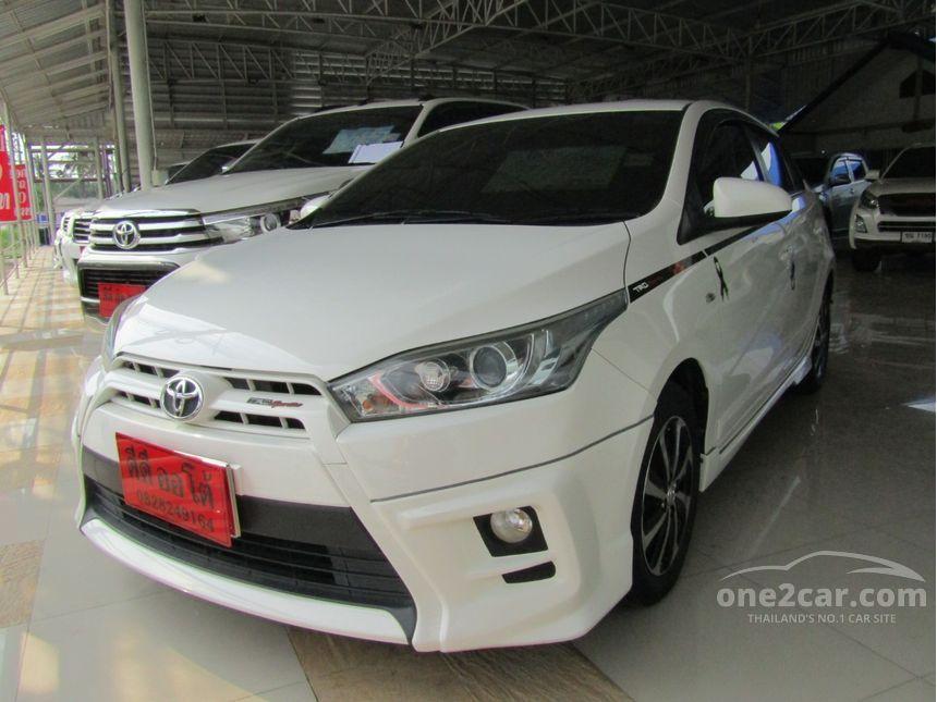 toyota yaris trd sportivo 2014 harga new 2018 1 2 in ภาคตะว นออก automatic hatchback