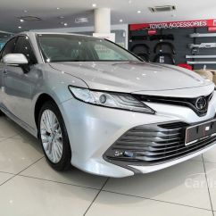 All New Camry 2018 Malaysia Diecast Grand Avanza Toyota V 2 5 In Selangor Automatic Sedan Silver For Rm