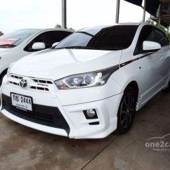 Toyota Yaris Trd Sportivo Specs Grand New Avanza 1.3 E Std M/t 2014 1 2 In ภาคอ สาน Automatic Hatchback