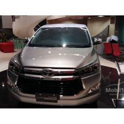 All New Kijang Innova Type Q Interior Grand Avanza 2018 Jual Mobil Toyota 2016 2 4 Di Dki Jakarta Automatic Mpv