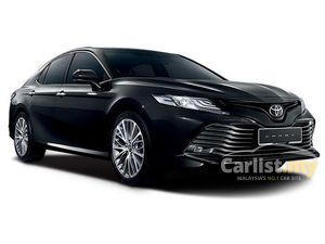 all new camry singapore toyota yaris trd sportivo cvt 2018 mtr automobile corp sdn bhd jln sg besi search 27 cars a 2 5 v
