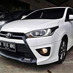 Toyota Yaris Trd Sportivo 2014 All New Camry Sport Jual Mobil 1 5 Di Jawa Barat Hatchback