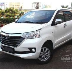 Grand New Avanza G 1.3 Putih Harga Toyota Yaris Trd Tahun 2014 Jual Mobil 2015 1 3 Di Dki Jakarta Automatic Mpv