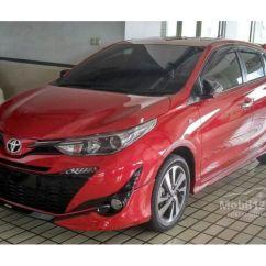 Toyota Yaris Trd Sportivo 2018 Indonesia Grand New Veloz Hitam Jual Mobil 1 5 Di Jawa Timur Manual Hatchback
