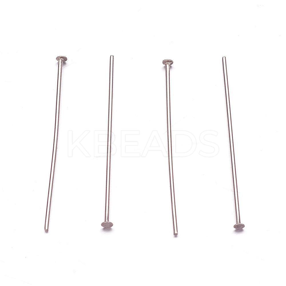 Wholesale 304 Stainless Steel Head Pins, Stainless Steel