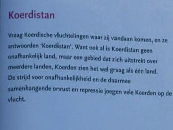 """Törende """"Kürdistan"""" skandalı"""