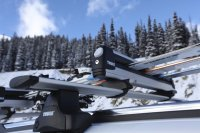 On-the-Road Opinion: Thule 6-Ski Roof Rack - OnTheSnow