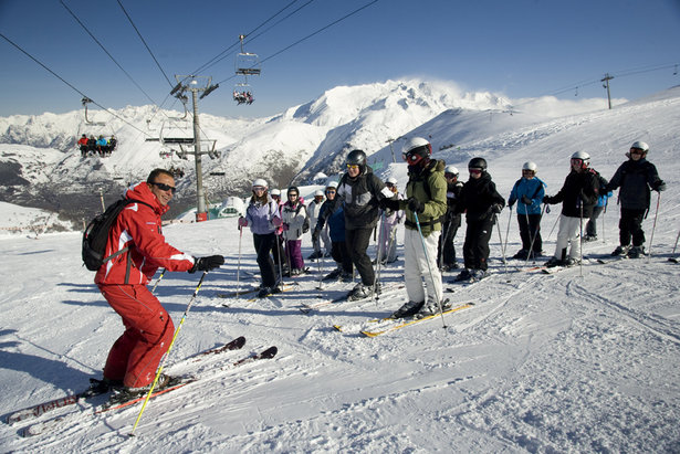 How to become a ski instructor  OnTheSnow