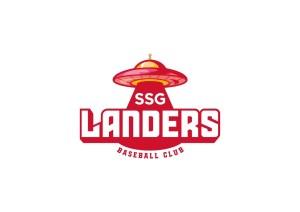 """프로 야구 SSG, 팀 컬러와 엠블럼 """"빨간 우주선 이미지""""발표"""