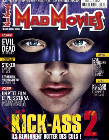 Mad Movies N°262 Avril 2013