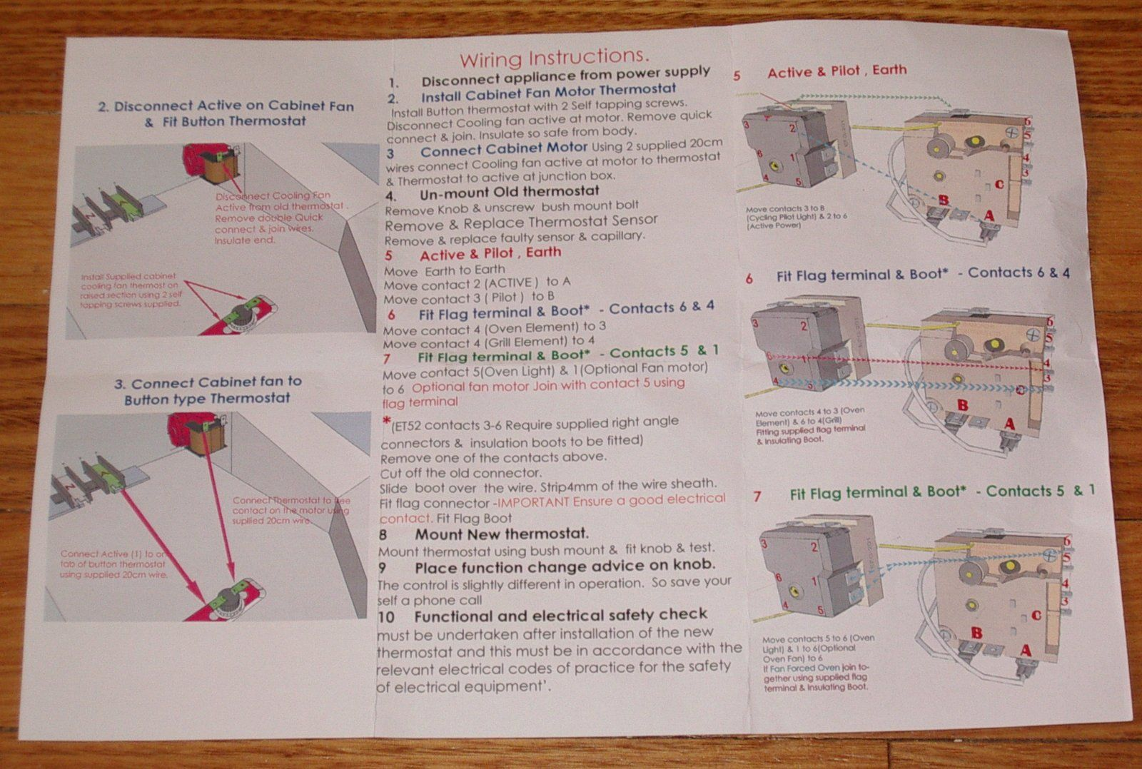 Tracing A Stove Or Oven Wiring Diagram Tracing A Stove Or Oven Wiring