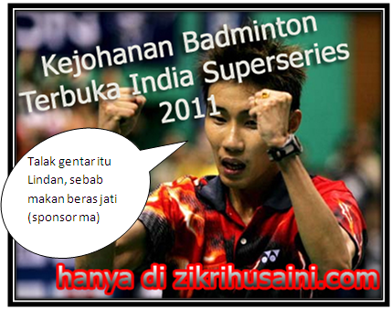 lee chong wei, gambar datuk lee chong wei, kejohanan terbuka india 2011, terbuka badminton india 2011