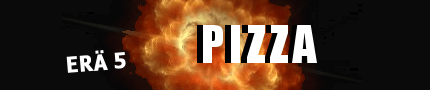 Pirkka Kiviuuni Salamipizza / Dr. Oetker Ristorante Pizza Salame!