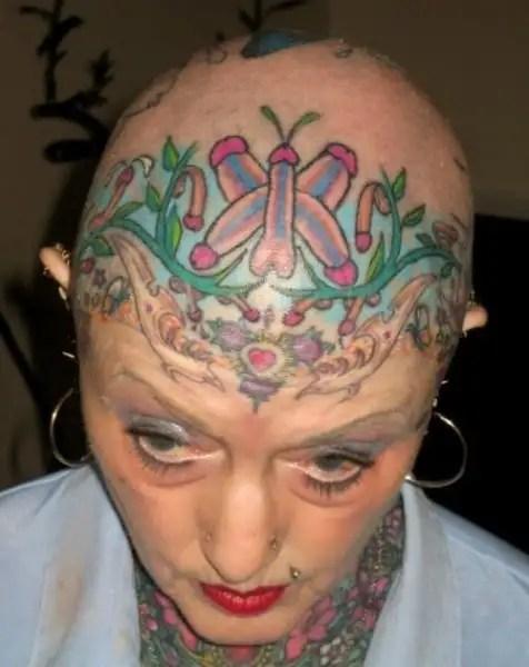 moding09 - Tatuajes y Modificaciones Extremas del Cuerpo