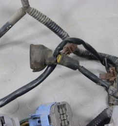 96 97 98 honda civic ex obd2 sohc vtec d16y8 engine wire pcm wiring harness diagram [ 1600 x 1200 Pixel ]
