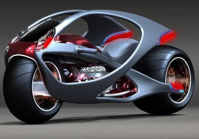 Noticias Hyundai, Concept Motorcycle