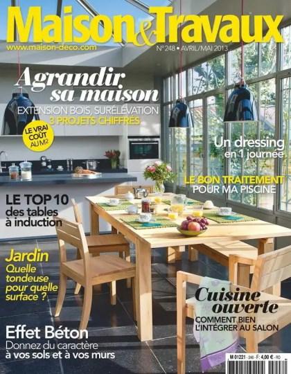 Maison & Travaux N°248 Avril Mai 2013
