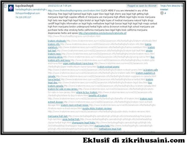 komentator, spammer, spammer robot, picture spammer, spammer robot, spammer longest in the world