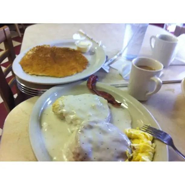 Breakfast at Smith Street Diner