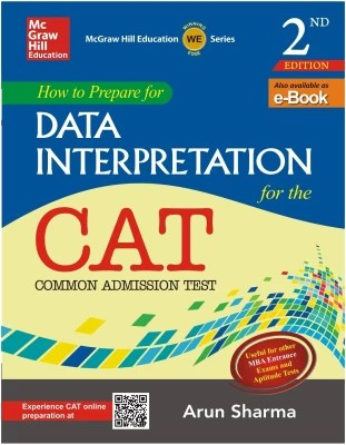 Buy How to Prepare for Data Interpretation for the CAT 2nd Edition: Book