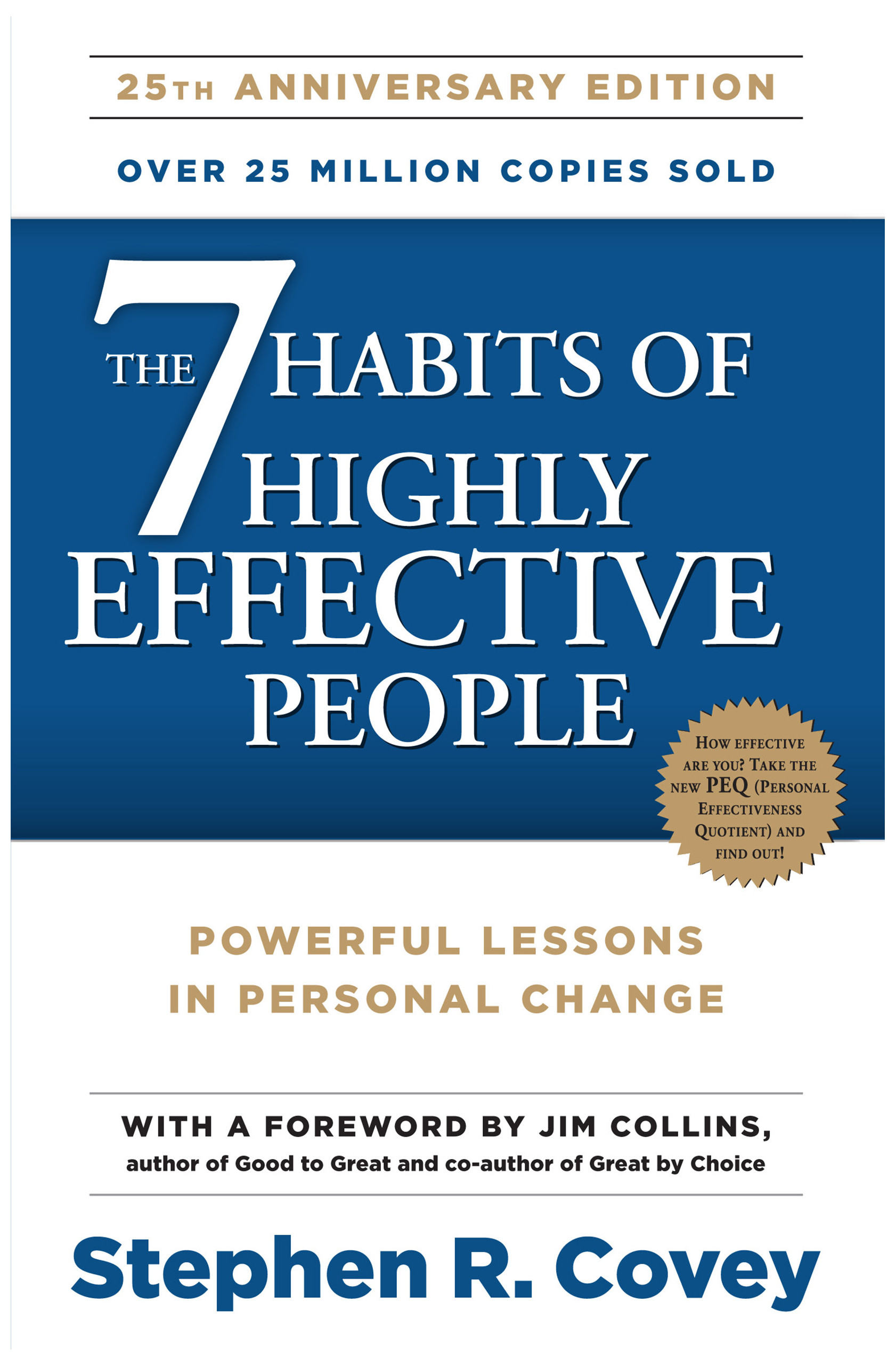 The 7 Habits Of Highly Effective People Original