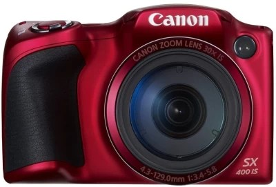 Key Features of Canon PowerShot SX400 IS Point & Shoot Camera