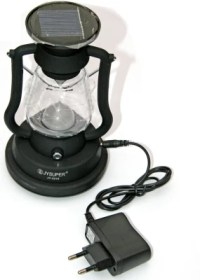 AdraxX Camping Solar Lantern with 3 In 1 Charging ...