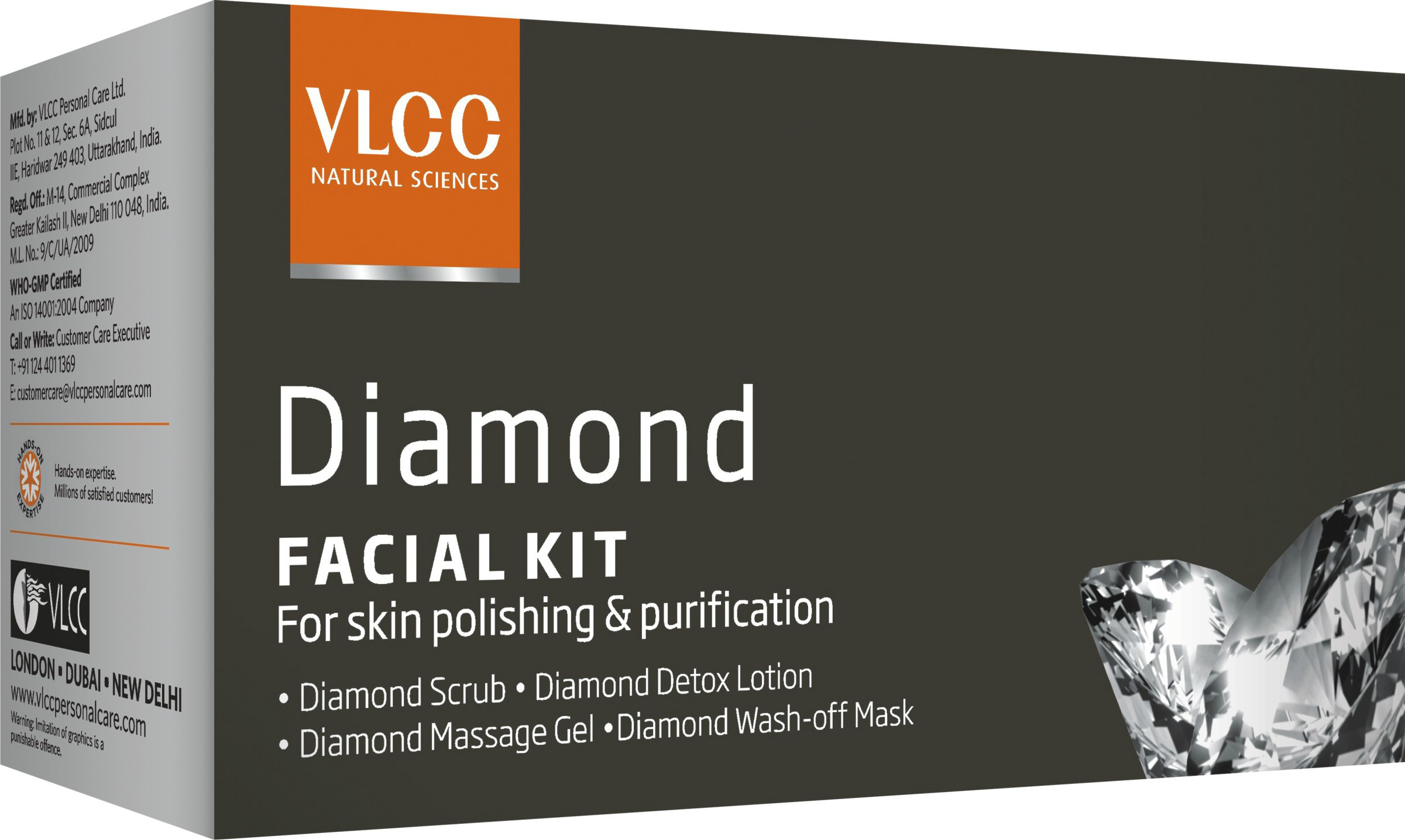 kitchen stores online vintage curtains vlcc diamond facial kit 30.35 g - price in india, buy ...