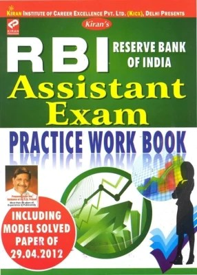 Buy RBI Reserve Bank Of India Assistant Exam Practice Work Book: Regionalbooks