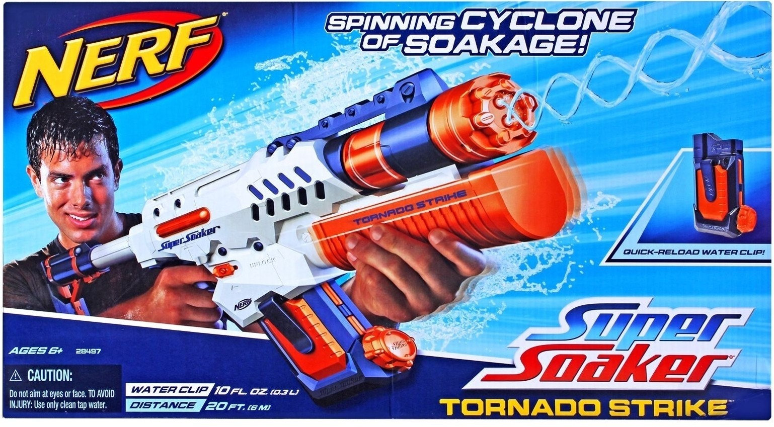 Nerf Super Soaker Tornado Strike Super Soaker Tornado Strike Shop For Nerf Products In India