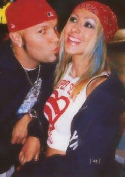 Carson Daly And Fred Durst : carson, durst, Christina, Aguilera, Durst, Dating,, Gossip,, News,, Photos