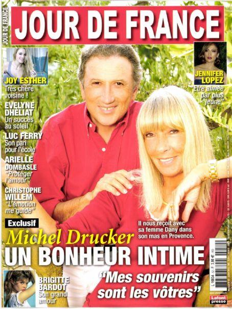 Photo De La Femme De Michel Drucker : photo, femme, michel, drucker, Michel, Drucker, Photos, Picture, Gallery, FamousFix