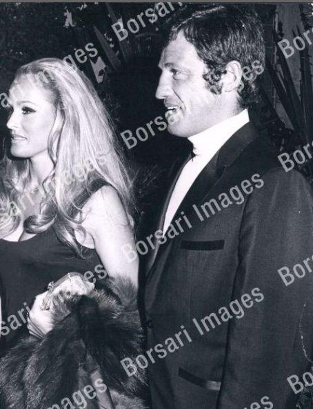 Ursula Andress and Jean-Paul Belmondo