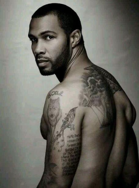 Omari Hardwick Tattoos Famousfix