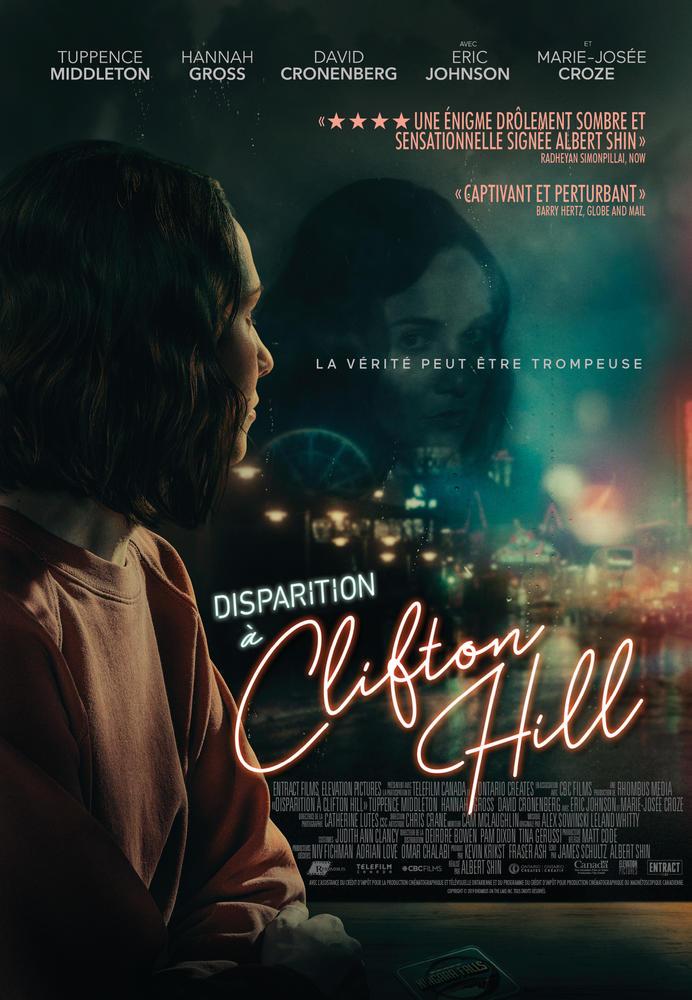 Horaires Du Film Film à énigme : horaires, énigme, DISPARITION, CLIFTON, (2020), Cinoche.com