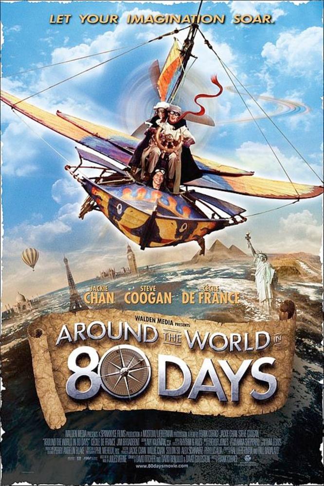 Le Tour Du Monde En Quatre-vingts Jours (film, 2004) : monde, quatre-vingts, jours, (film,, 2004), MONDE, JOURS, (2004), Cinoche.com