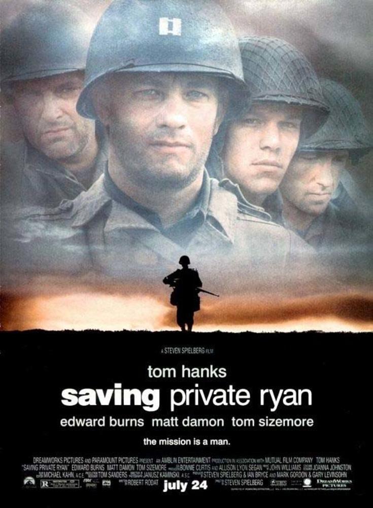 Il Faut Sauver Le Soldat Rayan : sauver, soldat, rayan, SAUVER, SOLDAT, (1998), Cinoche.com