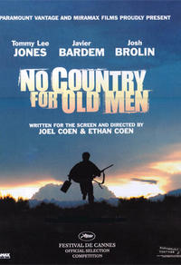 Non Ce Pays N'est Pas Pour Le Vieil Homme : n'est, vieil, homme, N'EST, VIEIL, HOMME, (2007), Cinoche.com