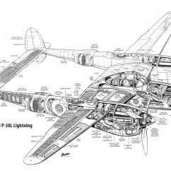 Aircraft Carrier Diagram How To Tie A Bowline Knot On Pinterest Cutaway F4u Corsair And