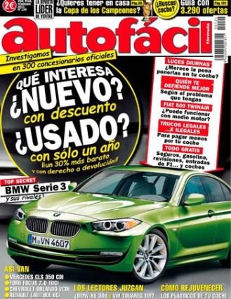 Revista: Autofácil 2011