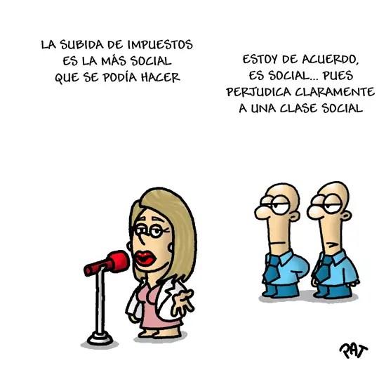 cospedalsocial - Quién está dañando a España