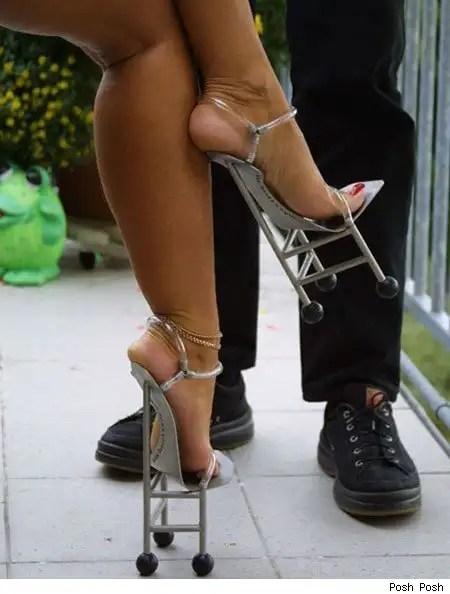 footweardesigns24 - Diseños extraños de zapatos