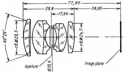Lente Helios Para Canon Eos, Sony Alpha, Nex, 4/3, Micro 4