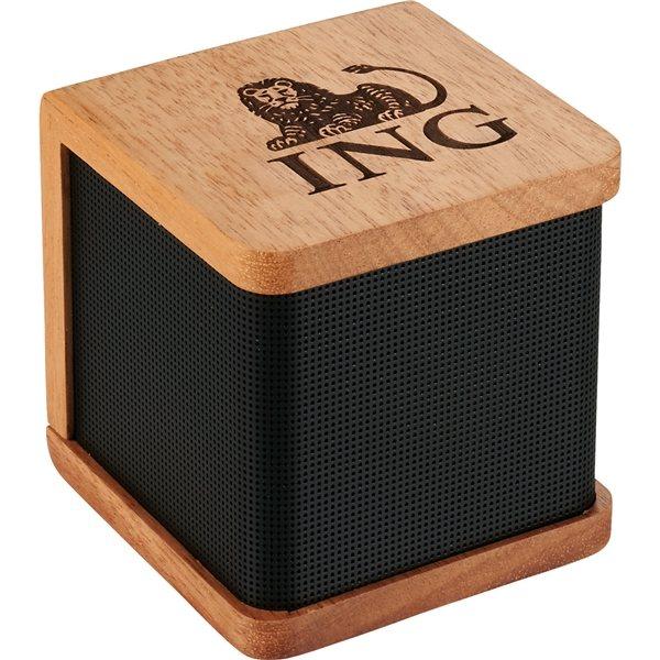 Seneca Bluetooth Wooden Speaker  Personalized Headphones Earbuds  Speakers