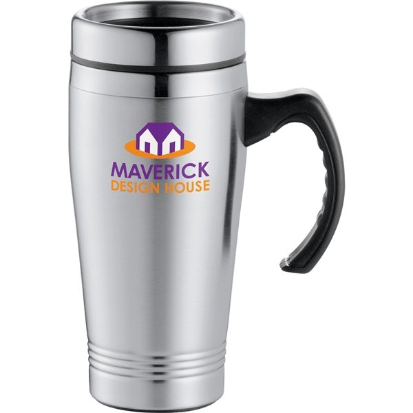 Everest Travel Mug 16 oz - Corporate Giveaways Tumblers ...