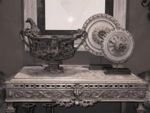 Anticuario Candelabro