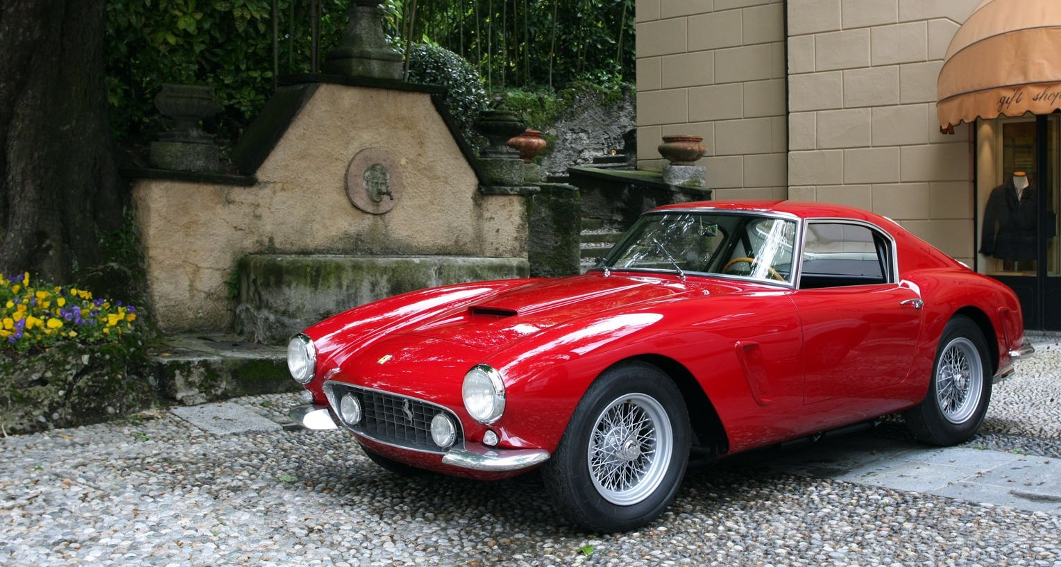 Ferrari 250 Gt Berlinetta Passo Corto  Only Cars And Cars